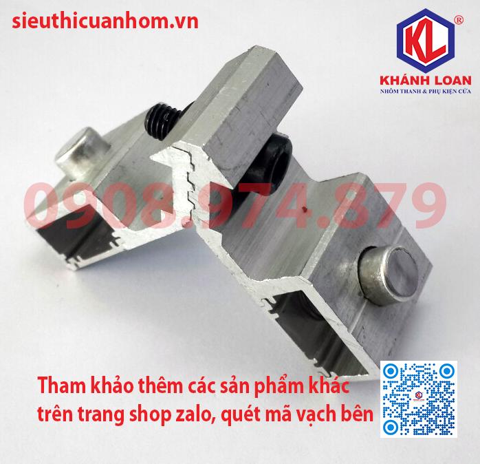KN-20526 Ke nhảy cánh cửa sổ lùa 55 dày 1,2mm