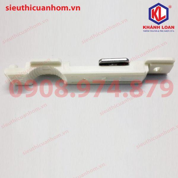 TG01-Tay chốt âm dài cho cửa đi mở và cửa sổ mở nhôm Xingfa hệ 55