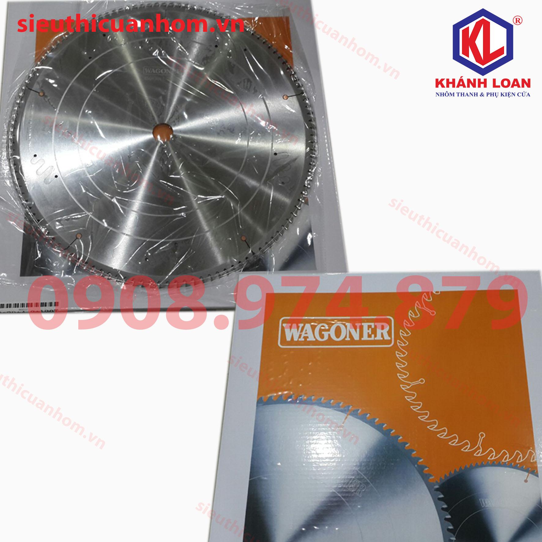 Lưỡi cắt nhôm Wagoner 450*30*4.2*120T