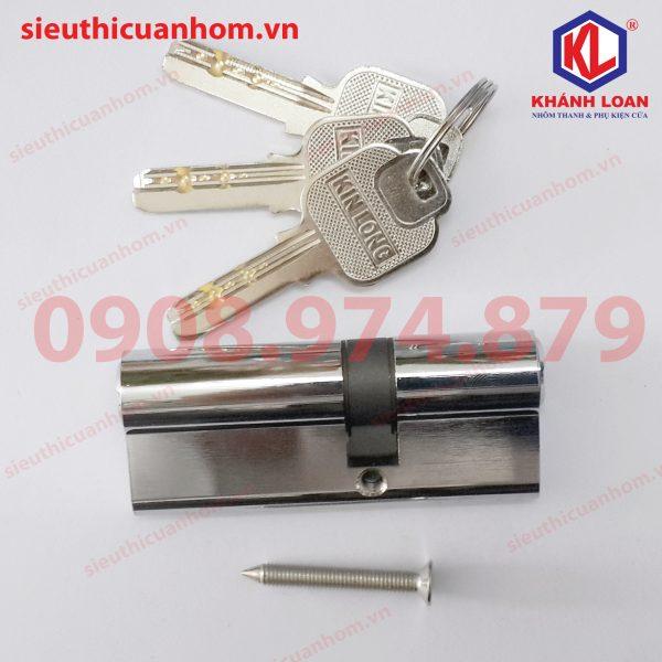 KIL3247 - Lõi khóa 2 đầu chìa KinLong