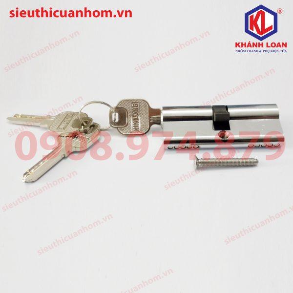 KIL3737 lõi khóa 2 đầu chìa xếp trượt 60A