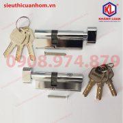 KIL4732T – 3247T -Lõi khóa 1 đầu chìa 1 đầu vặn