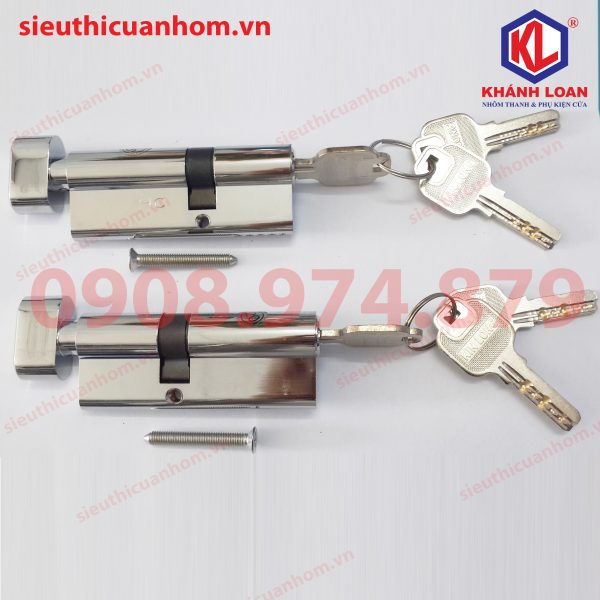 KIL4732T - 3247T -Lõi khóa 1 đầu chìa