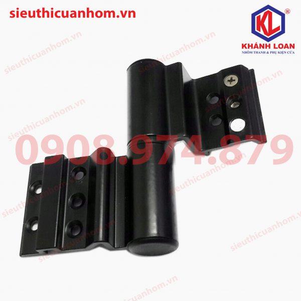 Bản lề 2D 110mm cho nhôm Xingfa hệ 55