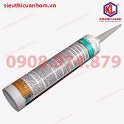 Keo Silicone tường lắp đặt cửa nhôm Acrylic Akfix AC605