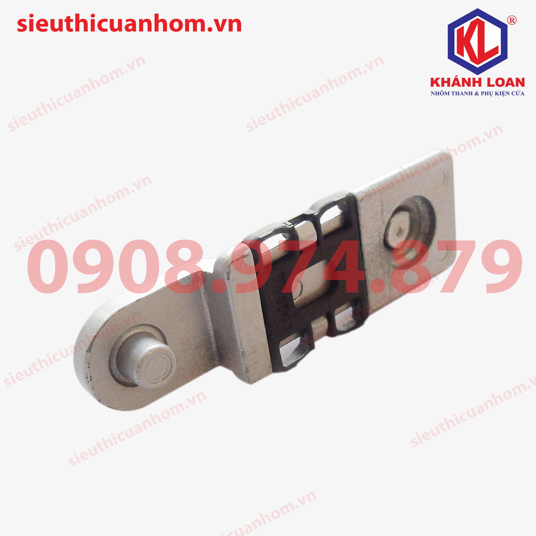 Điểm khóa đầu biên cửa 2 cánh hiệu KinLong chính hãng - N39