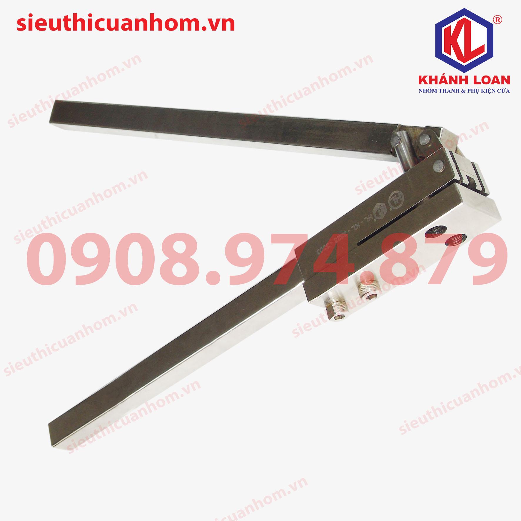 Kềm bấm ke vĩnh cửu cửa đi nhôm Xingfa hệ 55 cải tiến mạ kẽm KKVC-HL-KL-3328-3303